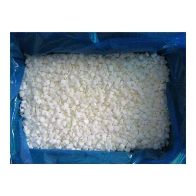 Frozen Diced Onion 10 * 10mm Frozen White Onion Wholesale Food Frozen Chopped Onion