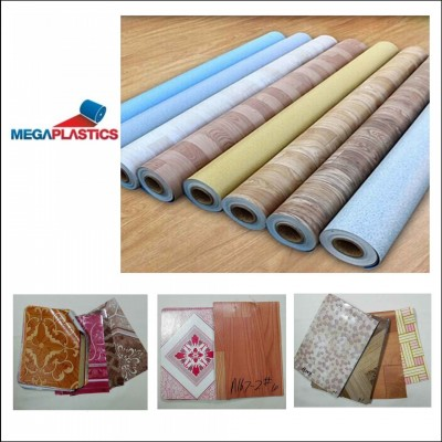 Linoleum Durable Homogenous PVC Flooring